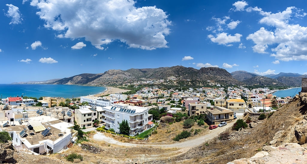 Paleochora town