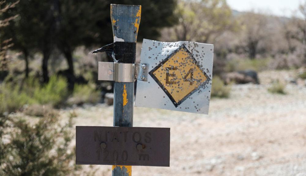 E4 European Path at Rethymno