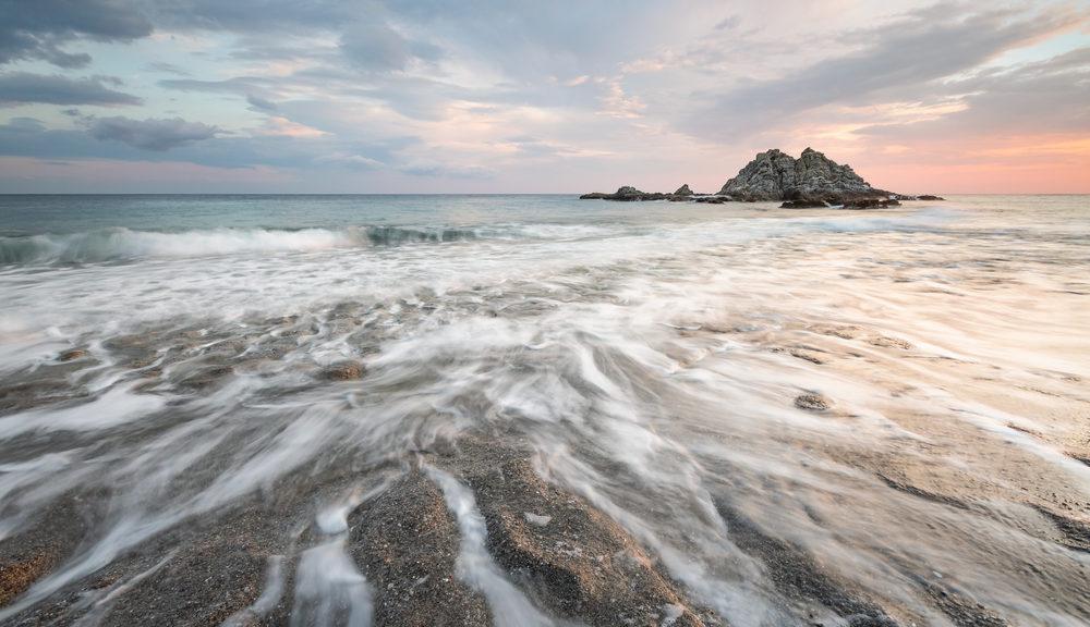 Psari Forada Beach