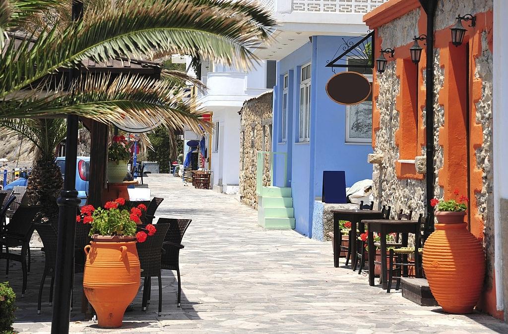 Mirtos in southern Crete