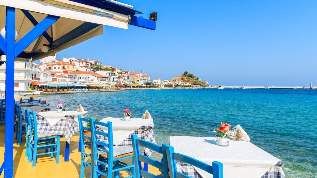 Samos, eastern Aegean Sea