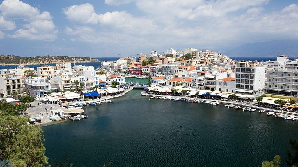Agios Nikolaos Crete History