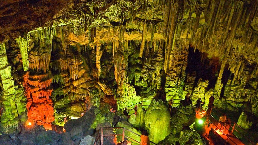 Cave of Zeus (Psychro Cave)