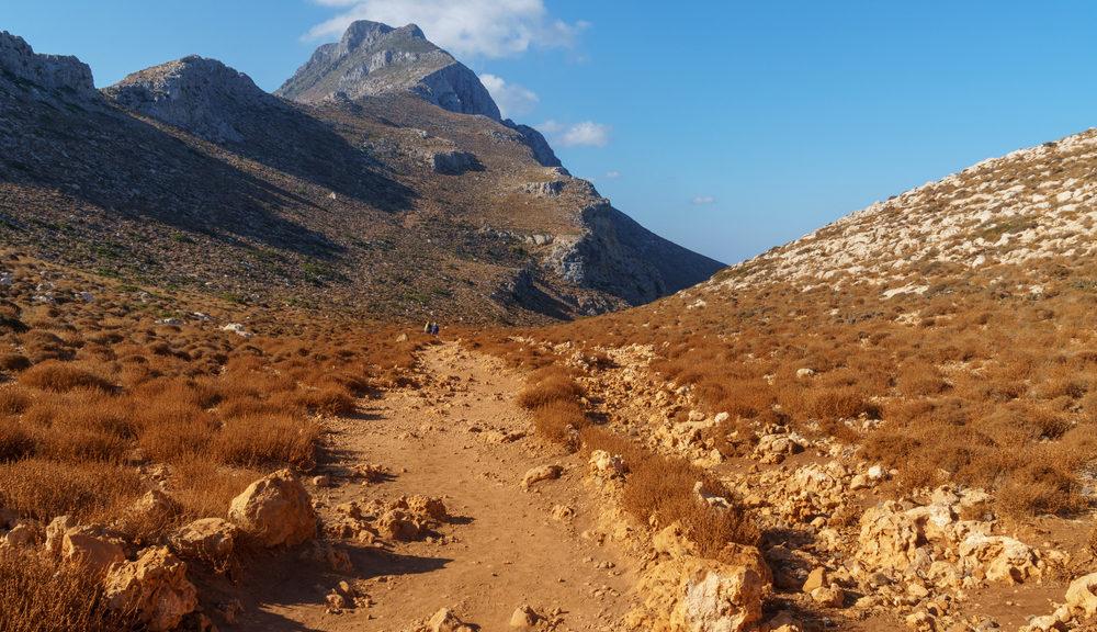 E4 European Path at Chania