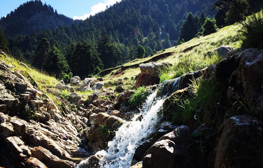 water spring of Analipsi