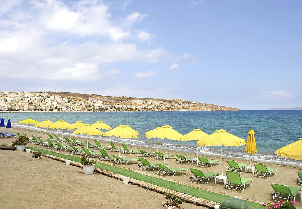 beach at Sitia, Crete, Greece